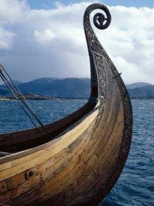 166-3096~oseberg-replica-viking-ship-norway-posters