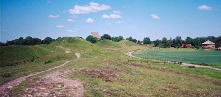 Old Uppsala mounds