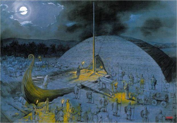 Oseberg Burial
