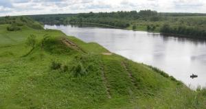 Volkhov River Viking Mounds Starya Ladoga (Aldeigjuborg)
