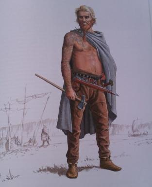Rus viking Kim Hjardar Vegard Vetle Vikinger i Krig