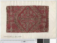 Persian blanket in the Oseberg burial