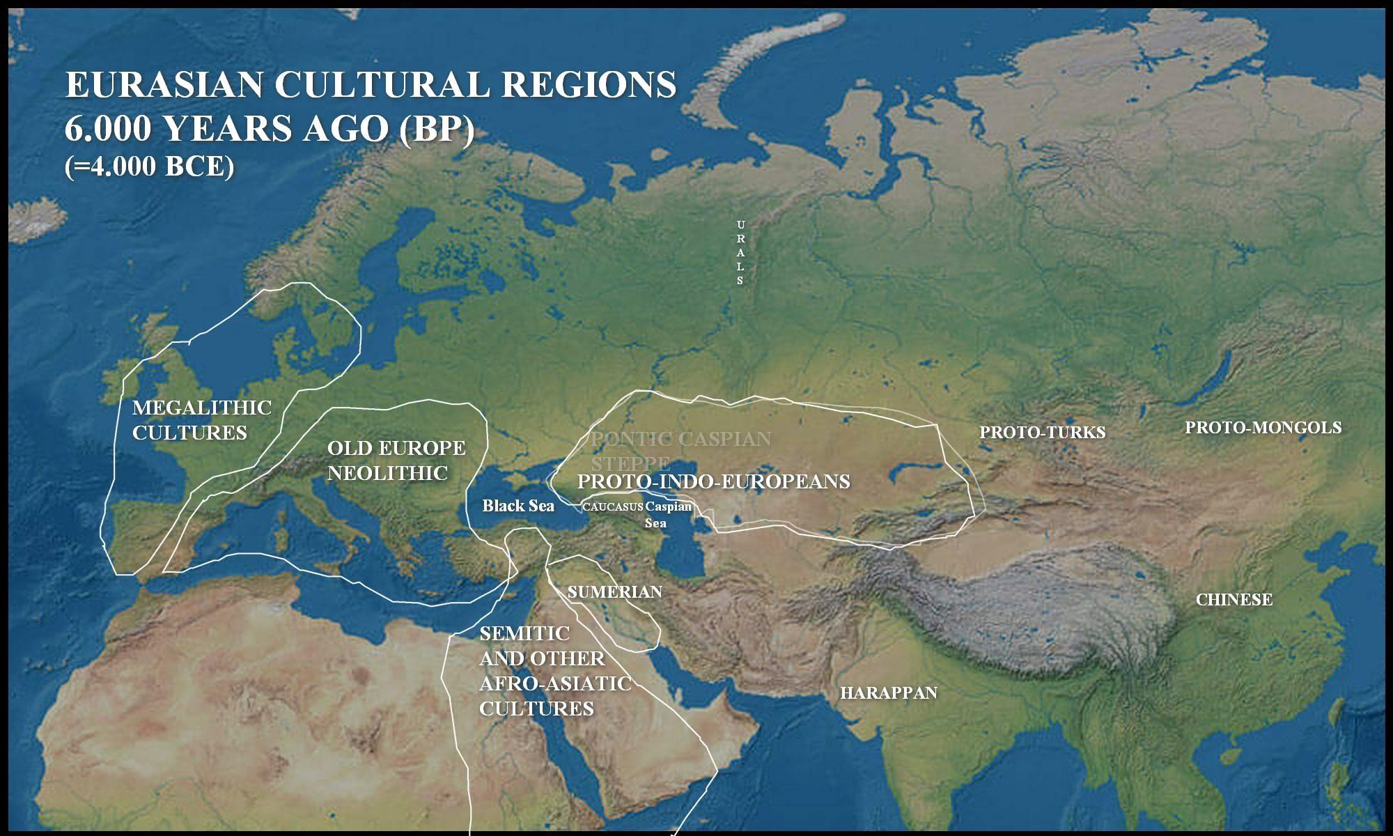 The Indo European Migrations Blade Honer